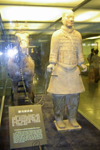 Terracotta Warrior in Xian