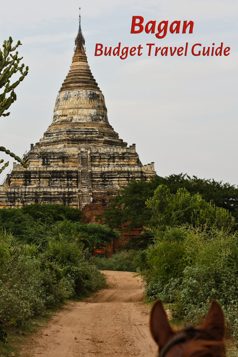 Budget travel guide to Bagan in Myanmar