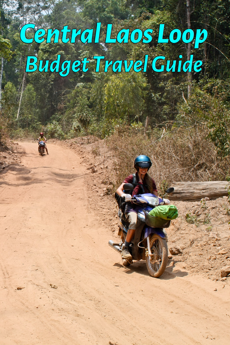 Budget travel guide for the Central Laos Motorbike Loop
