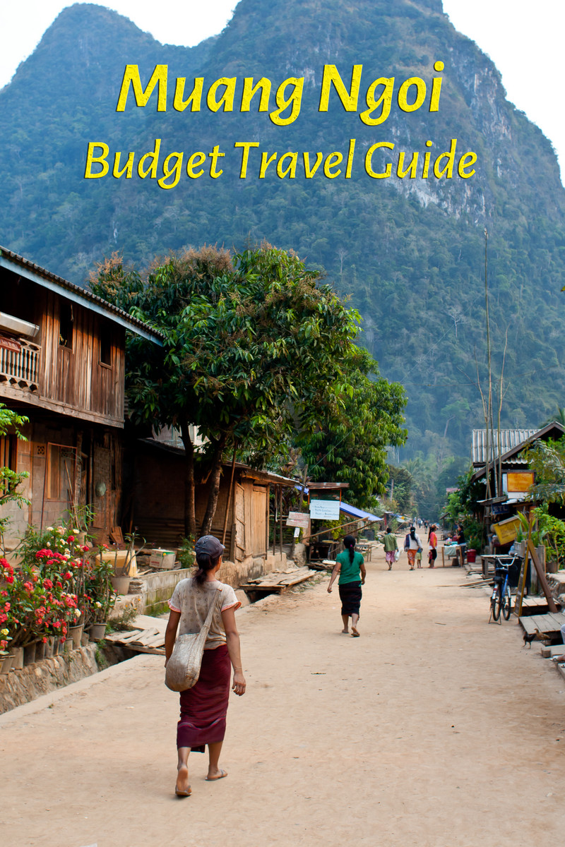 Budget travel guide for Muang Ngoi in Laos