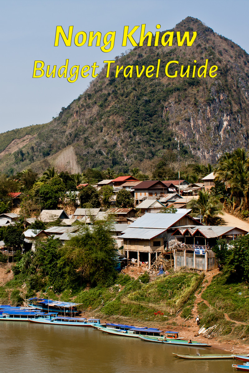 Budget travel guide for Nong Khiaw in Laos