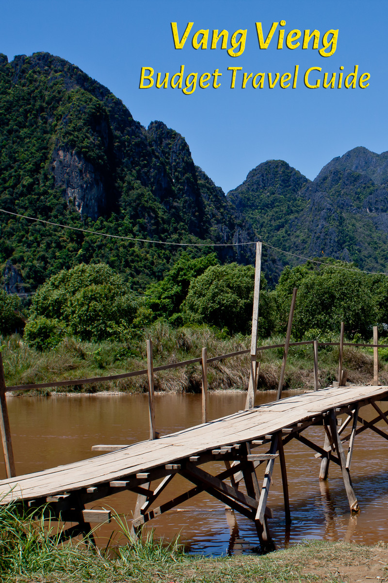 Budget travel guide for Vang Vieng in Laos