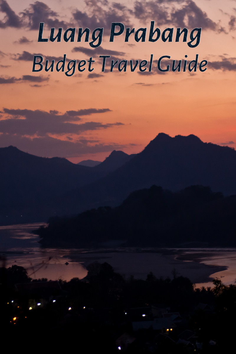 Budget travel guide for Luang Prabang in Laos