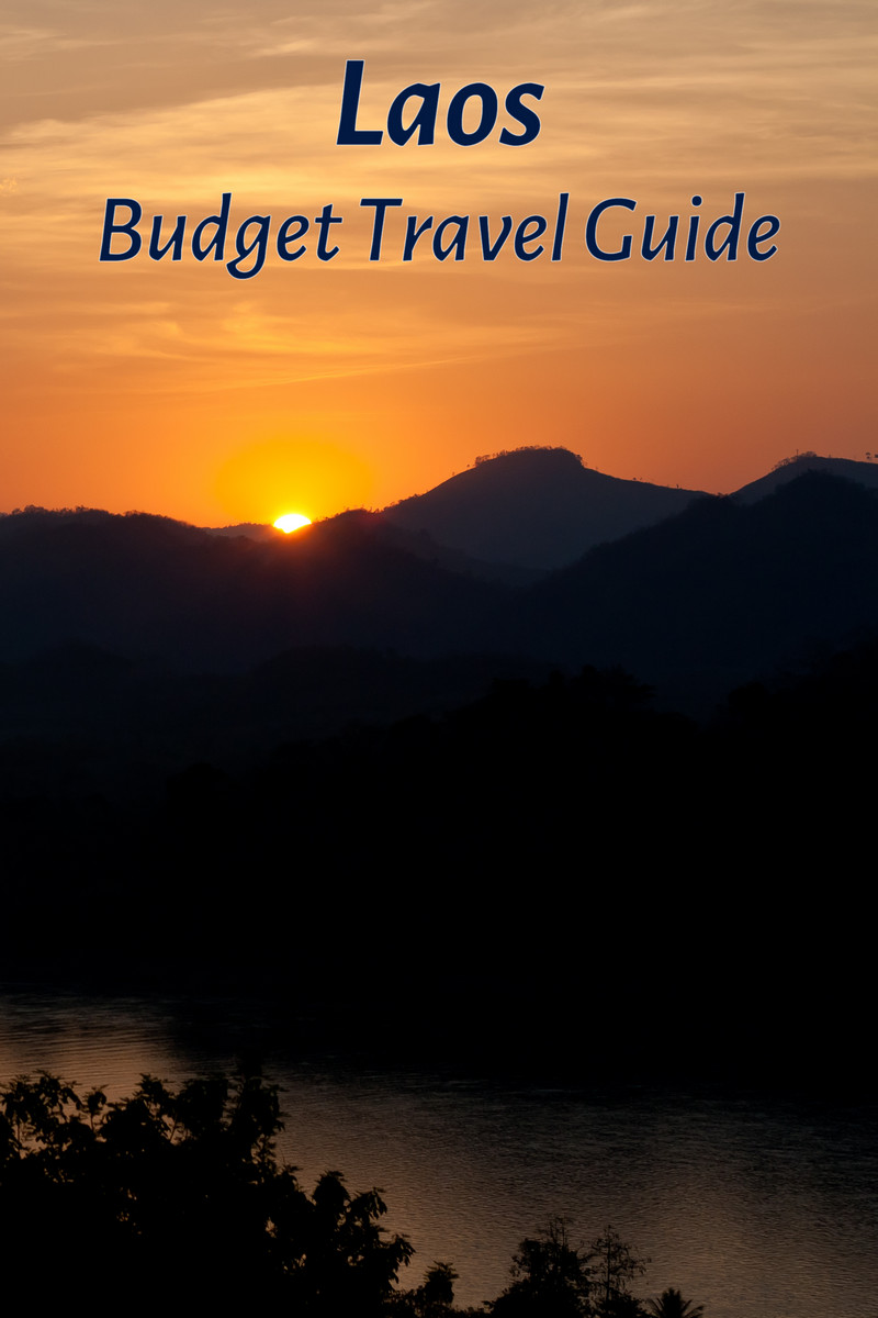 Budget travel guide for Laos