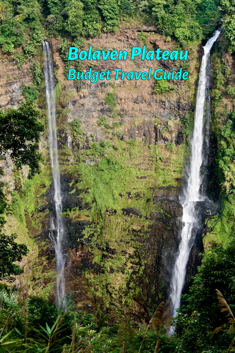Budget travel guide for the Bolaven Plateau in Laos