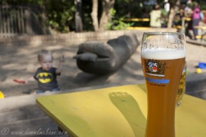 Why Taking Your Child to a Beer Garden Is a Good Thing