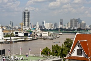 Sewage Facials on Bangkok's Water Transport System