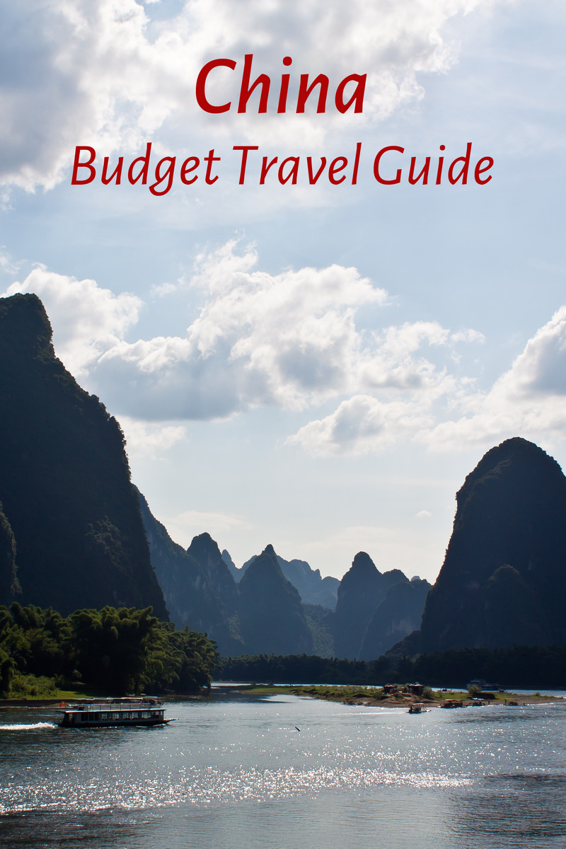 Budget travel guide for China