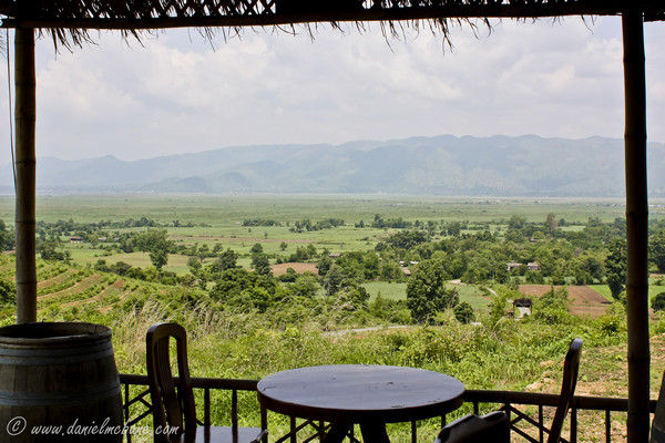 Inle Lake Winery in Burma