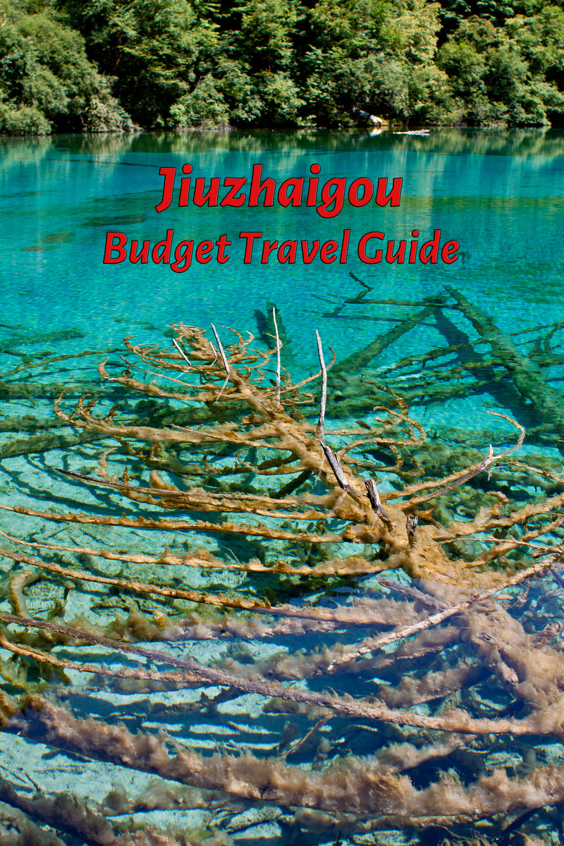 Budget travel guide for Jiuzhaigou in China