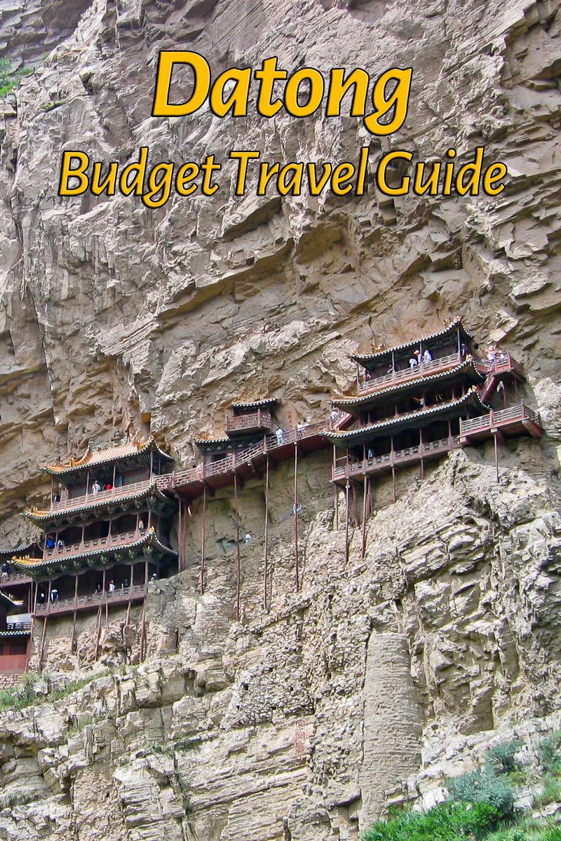 Budget travel guide for Datong in China