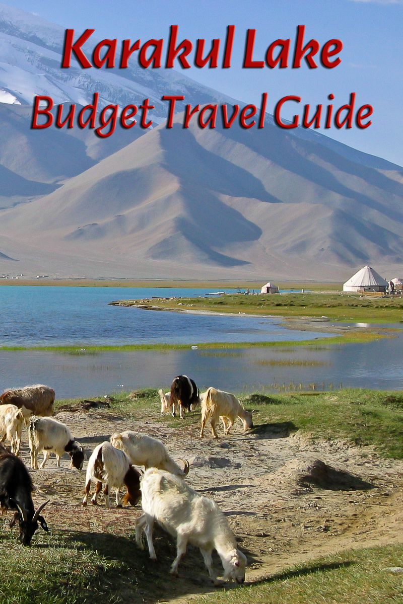 Karakul Lake Permit Karakul Lake Travel Guide
