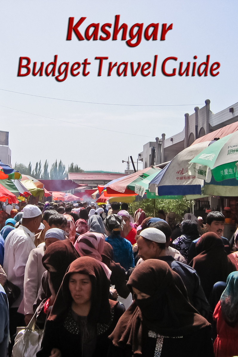 Budget travel guide for Kashgar in China