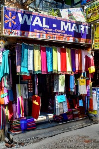 Fake Wal Mart in Thamel