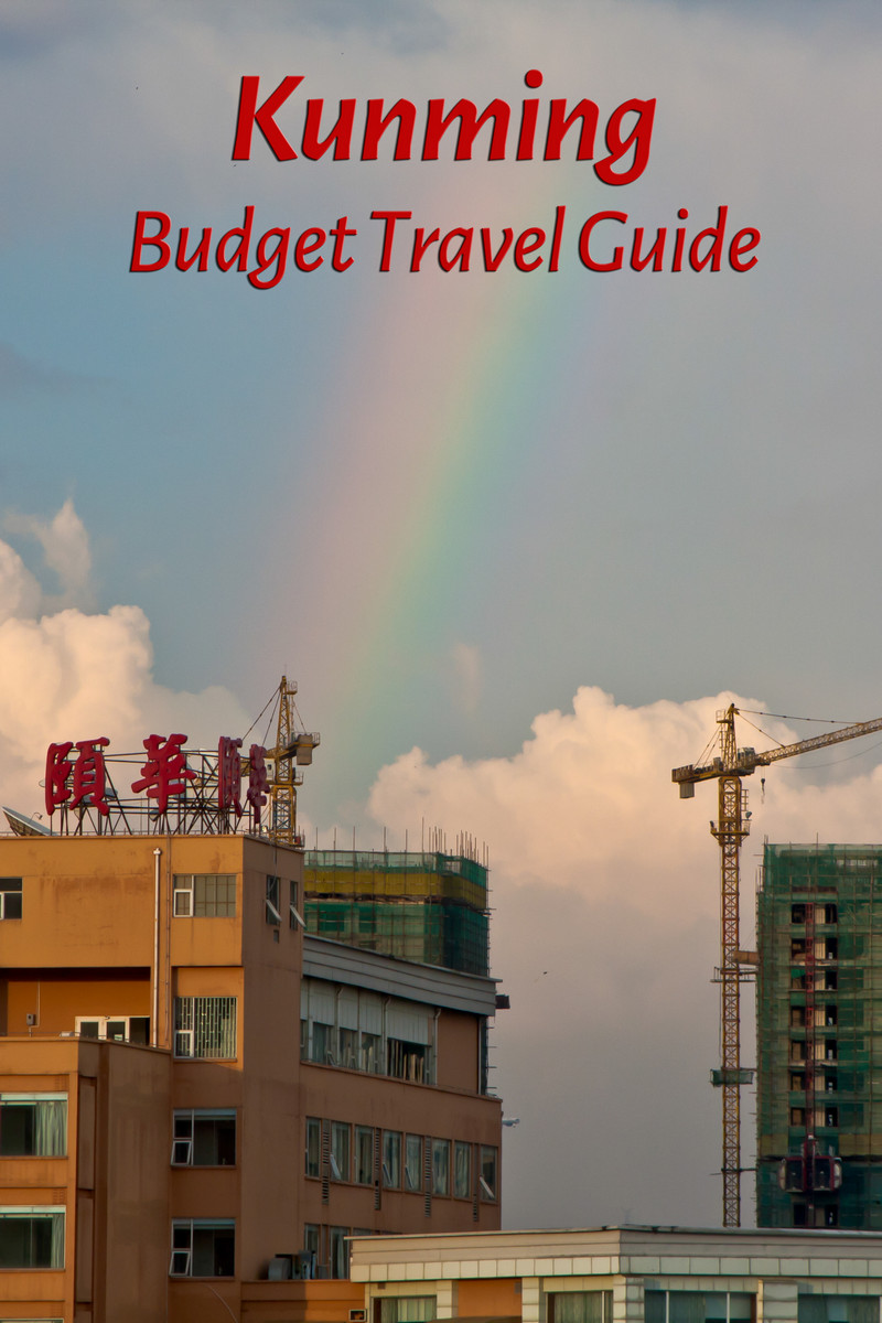 Budget travel guide for Kunming in China