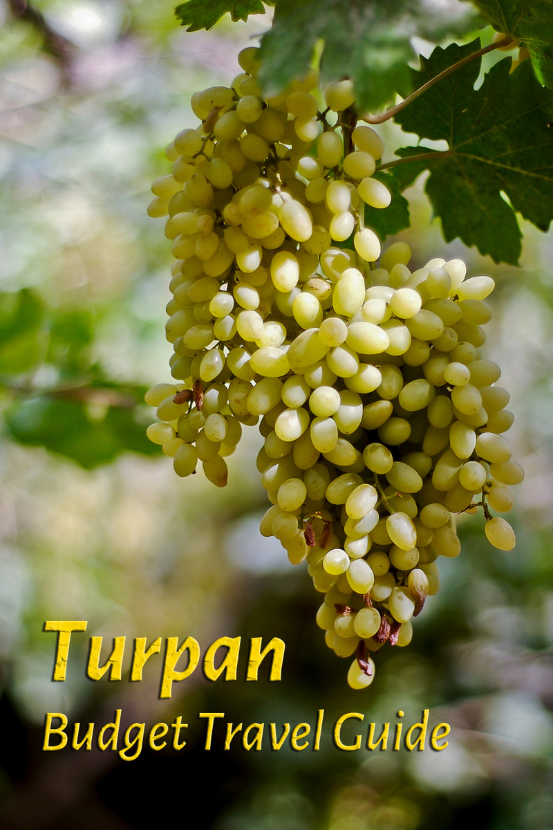 Budget travel guide for Turpan in China