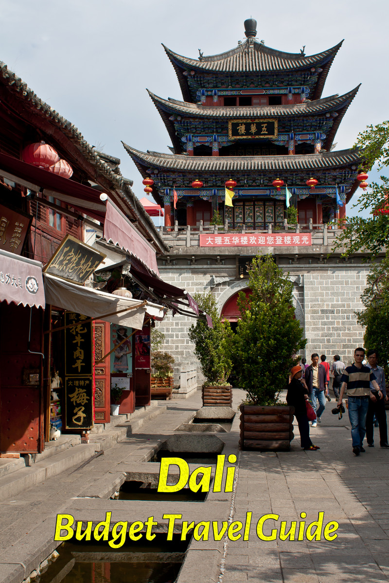 Budget travel guide for Dali in China