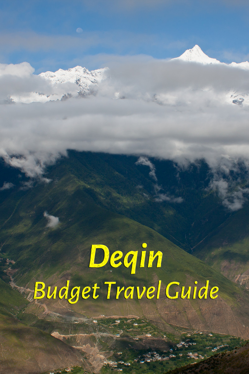 Budget travel guide for Deqin in China