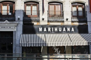 Marijuana in Madrid