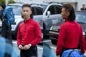 Seoul Man Sports World's Greatest Mullet