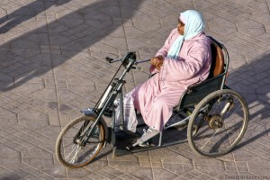 This Is How You Cruise the Streets of Marrakech