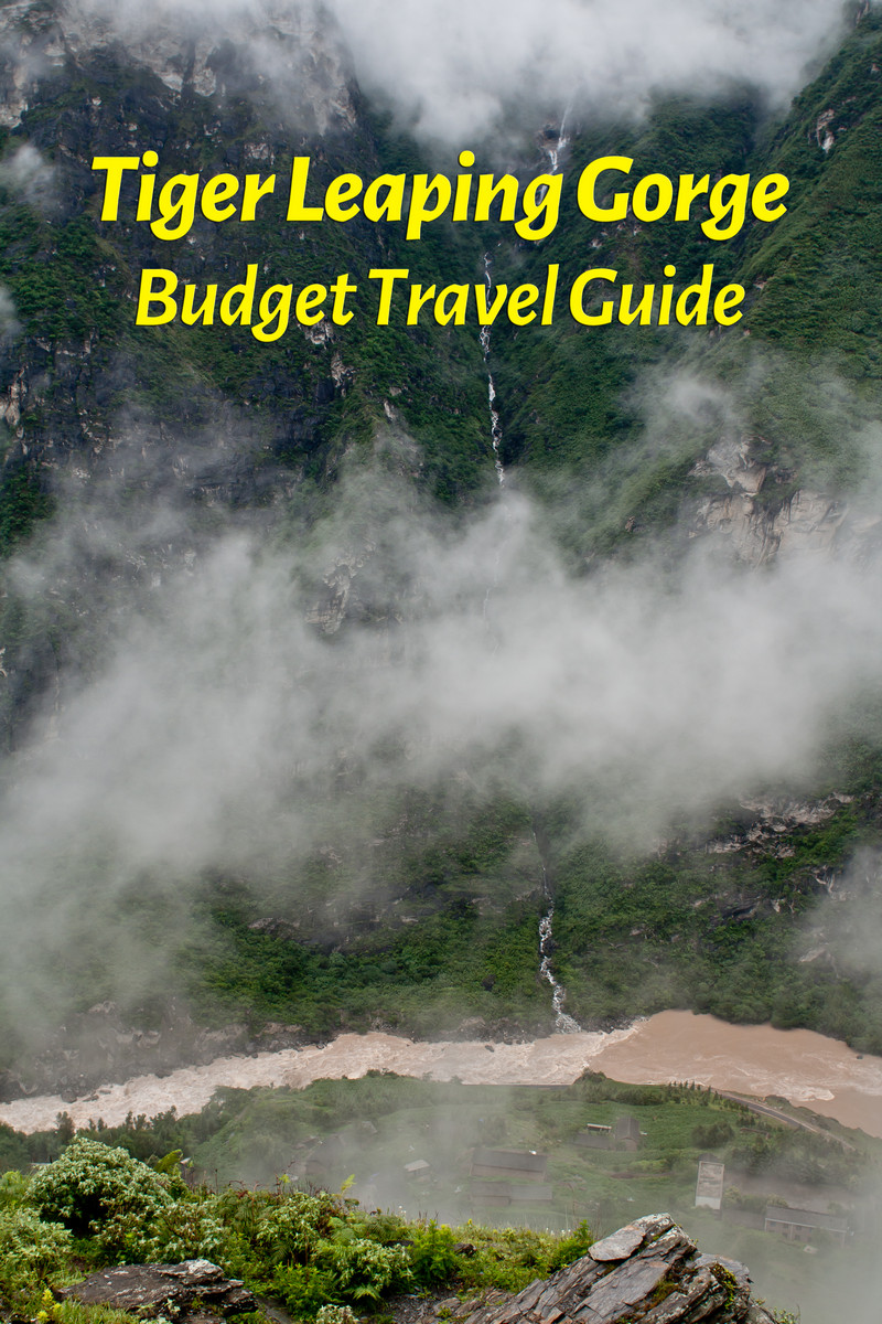 Budget travel guide for the Tiger Leaping Gorge trek in China