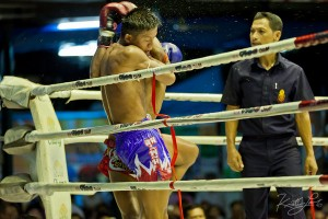 The Drunken Muay Thai Master