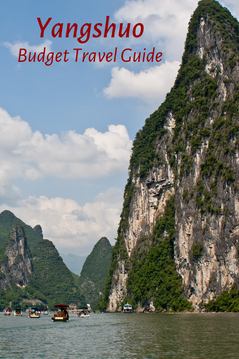 A budget travel guide for Yangshuo, China
