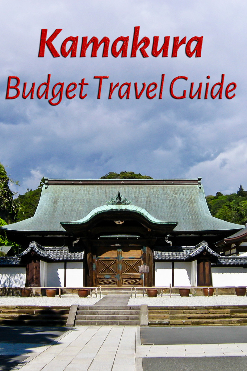 Budget travel guide for Kamakura, Japan