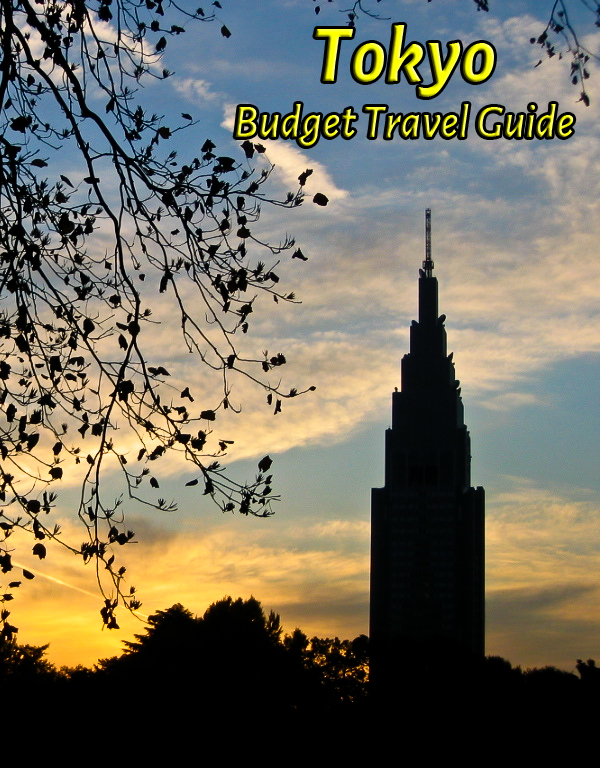 Budget travel guide for Tokyo in Japan