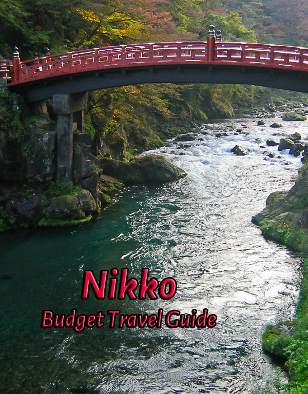 Budget travel guide for Nikko in Japan