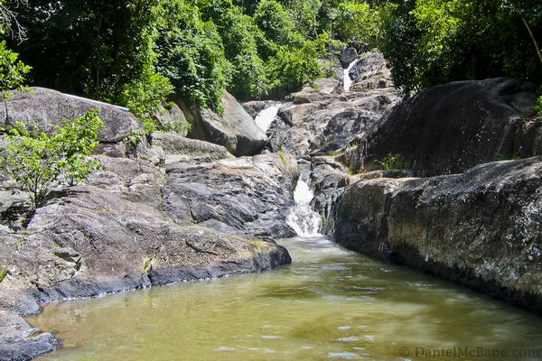 Thang Sadet Waterfall