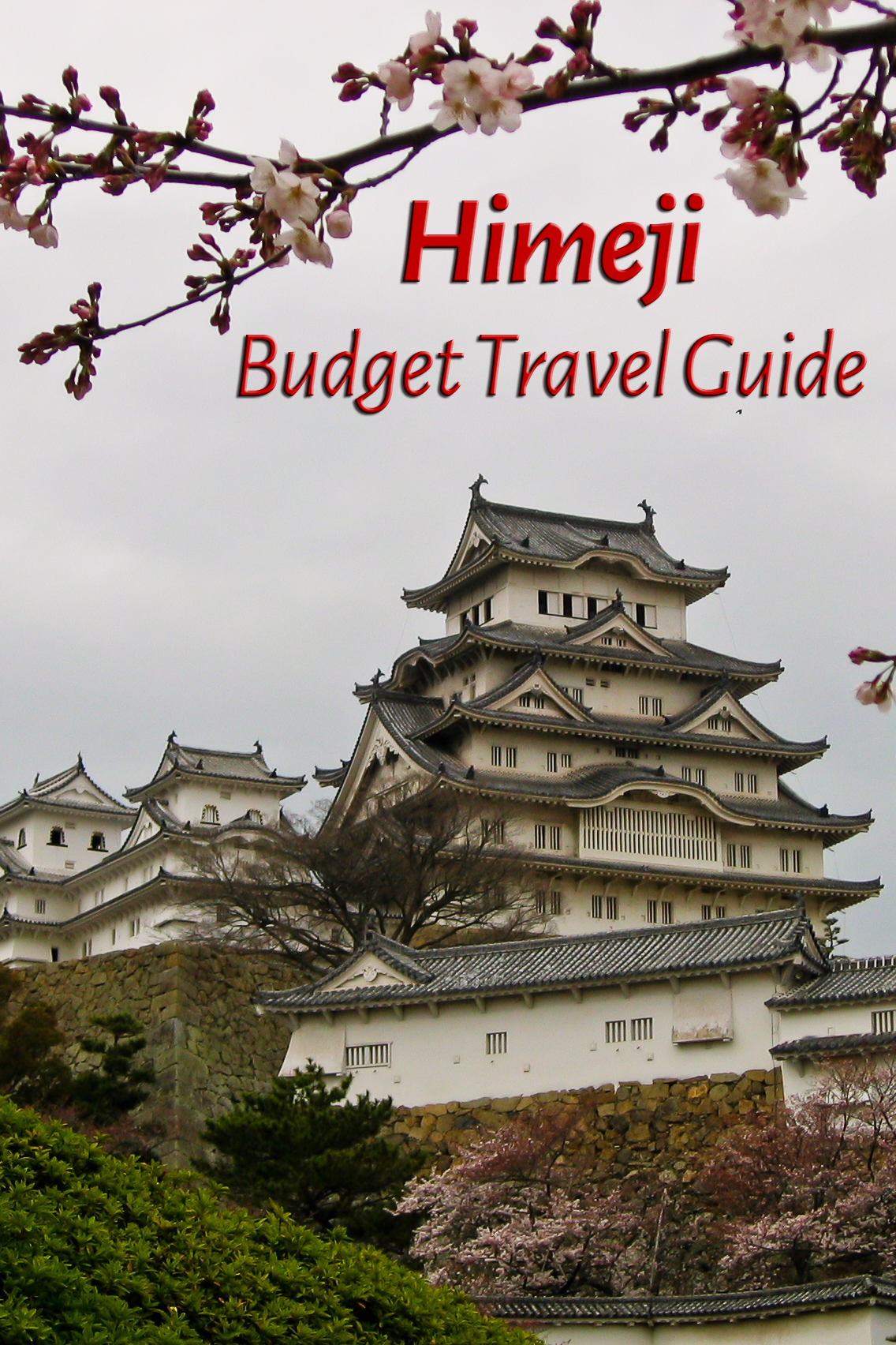 Budget travel guide for Himeji in Japan