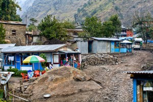Trek to Jagat and a Rant Against Guides on the Annapurna Circuit