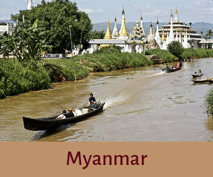 Myanmar Funny Travel Stories