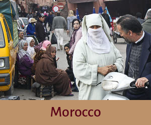 Morocco Funny Travel Stories