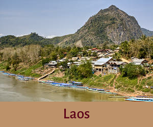 Laos Funny Travel Stories