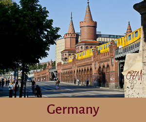 Germany Funny Travel Stories