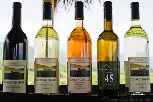 Red Mountain Estate Wines in Myanmar